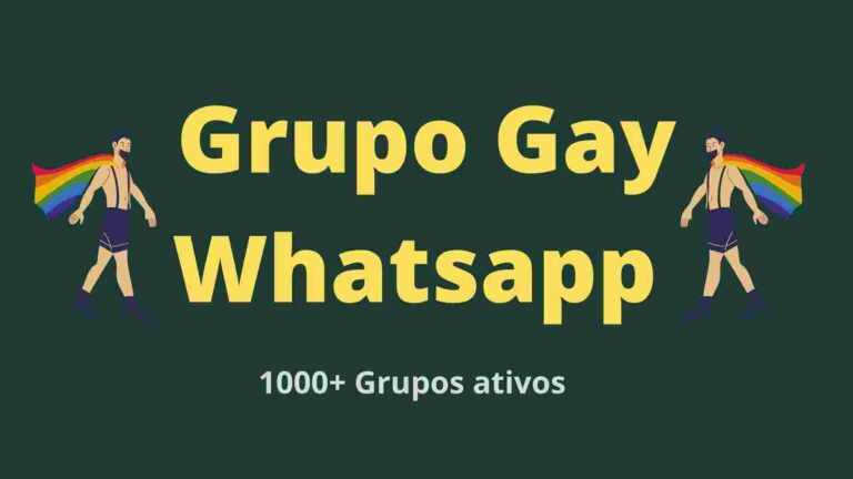 1000+ Ativo Grupo Gay Whatsapp 2021 | Best Grupo whatsapp gay para Entrer